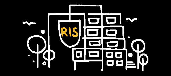 ris school building