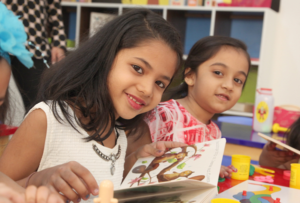 international preschool in malad east
